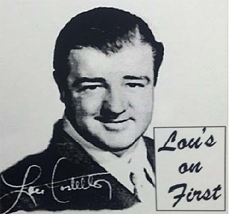 lou costello height weight